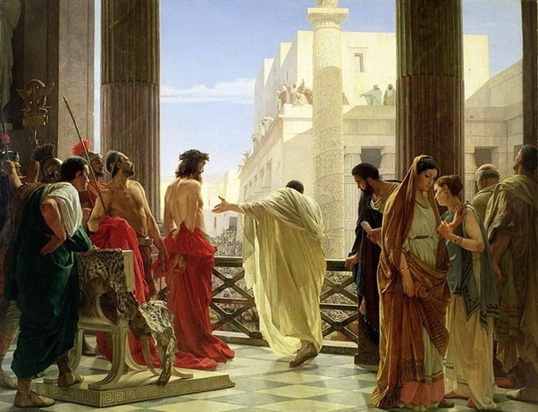 how are pilate and herod described in the bible quora