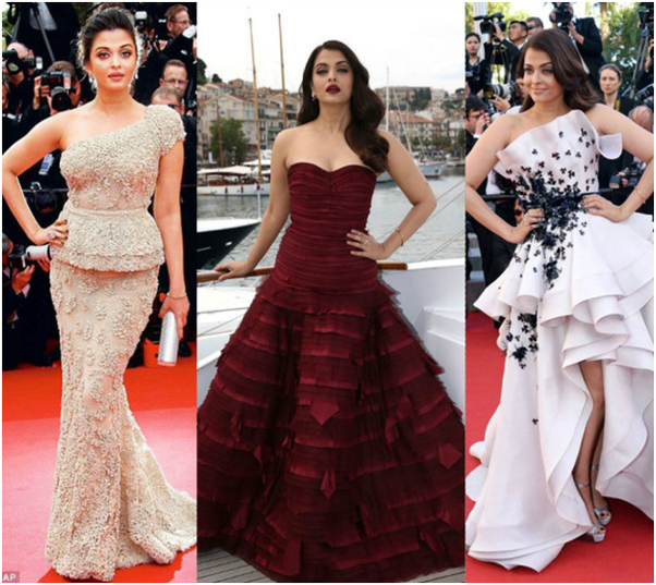 Which color of gown will look good on me? - Quora