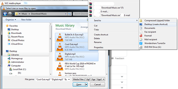 What is a way to create dynamic playlists in VLC? - Quora