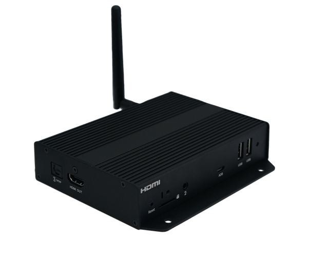 What is digital signage player? - Quora