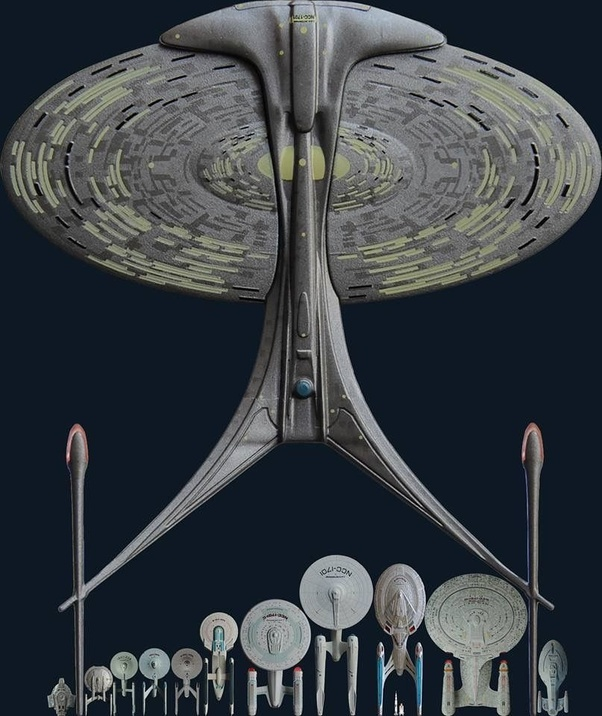What was the most powerful and advanced Starfleet ship? - Quora