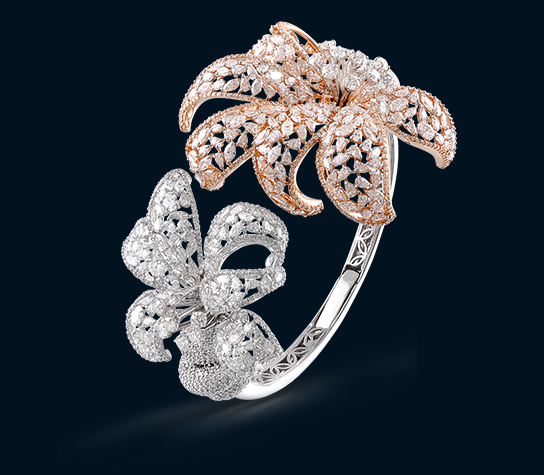 What is the new trend in Rose Gold jewellery Quora