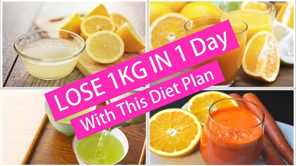 Can you lose belly fat in 1 day