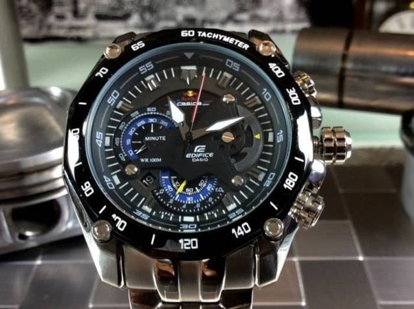4438e76482 Are the Casio Edifice watches good? - Quora