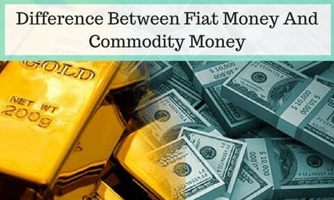Difference between commodities and forex trading