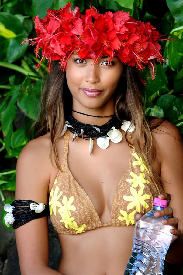 Hot polynesian chicks sex