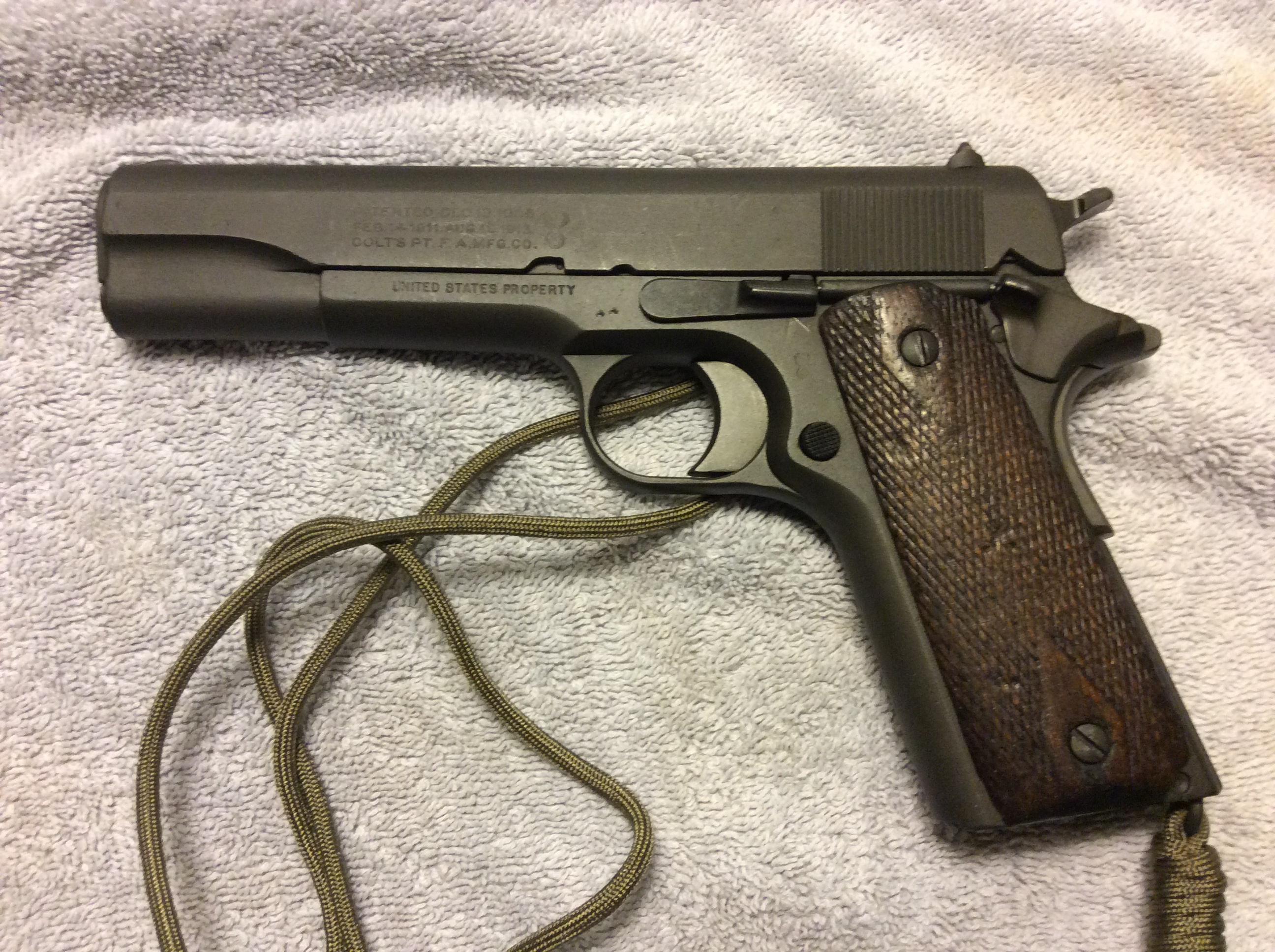 springfield armory 1911a1 ww serial number lookup