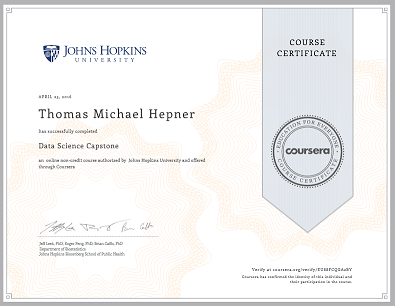 What is your review of coursera data science specialization track before starting i worked for a year as a financial analyst after graduating with a degree in economics at the time i knew that i eventually wanted to yadclub Images
