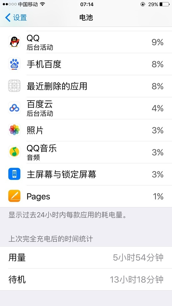 Why does my iPhone 6s Plus need to be recharged so often? It drains by 80% in 6 hours. - Quora