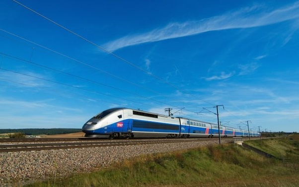 Trains What Are The Fastest Trains In The World Quora