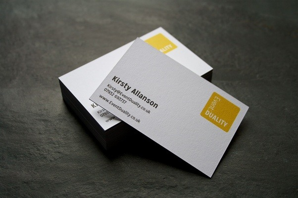 What is an elegant and aggressive business card design quora a black business card tends to stand out amongst white and all other color cards adding silver gold or white printing to a black card can look classy and reheart Gallery