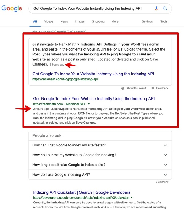 How to get Google to index my site faster - Quora