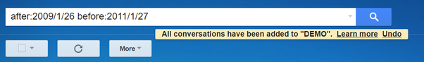Is there anyway to unsend an email impossible