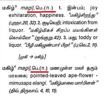 Modern pure tamil baby boy names