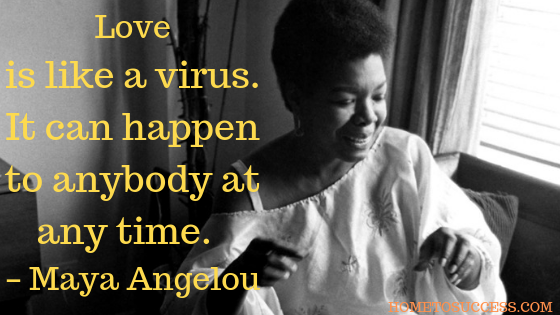 Motivation 37 Maya Angelou People Will Forget Famous Quote Inspirational Poster