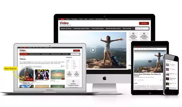 What are the best free WordPress Video themes? - Quora