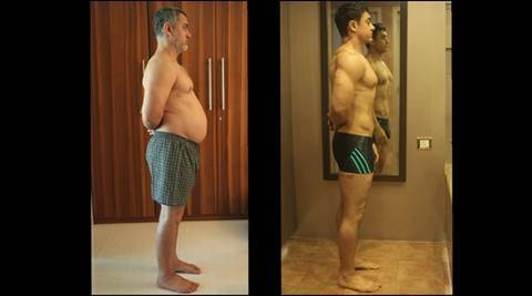 lose weight program at home
