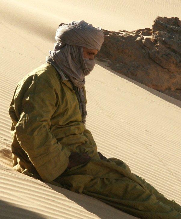 The living desert weather