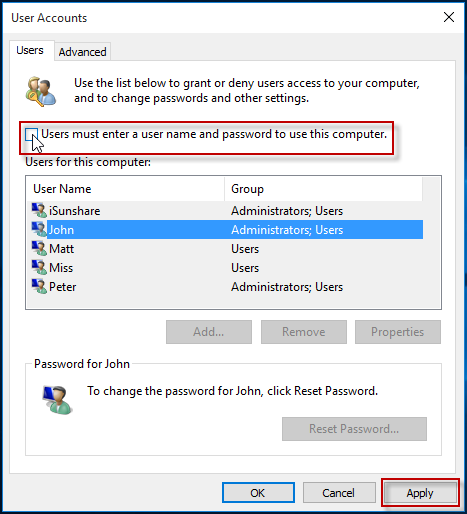 bypass windows 10 login password with command prompt