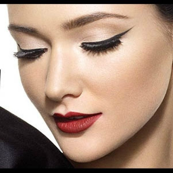 What Eye Makeup Goes Well With Red Lipstick Quora
