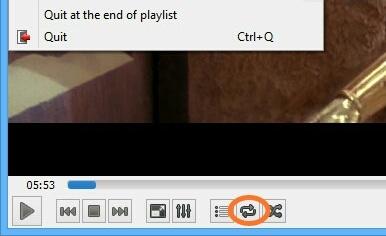 Looping Videos In Windows Media Player