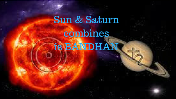 What will happen with the conjunction of the Sun and Saturn
