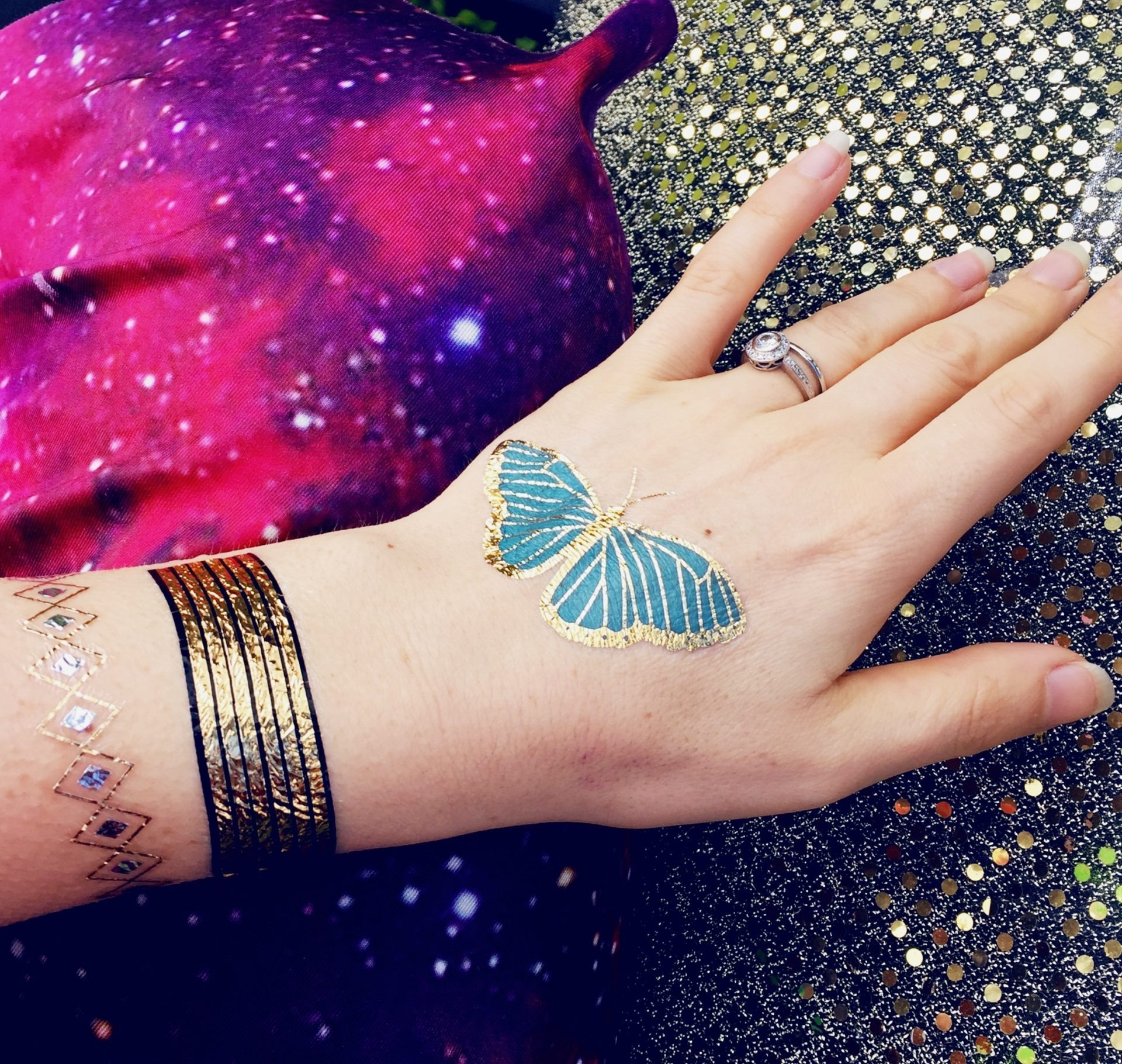 Is It Possible To Get A Temporary Ink Tattoo One That Only Lasts
