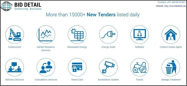 Which site is the best for tenders globally? Any available