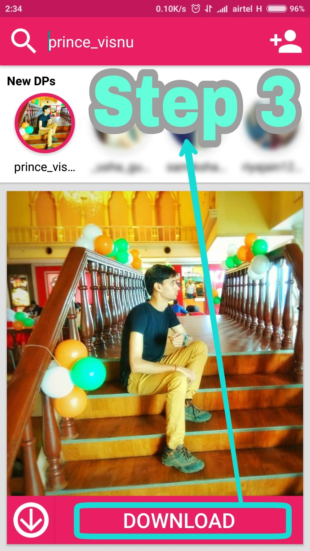 How to download my Instagram profile picture - Quora