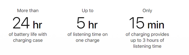 What Is The Distance Range Of Apple S Airpods Quora