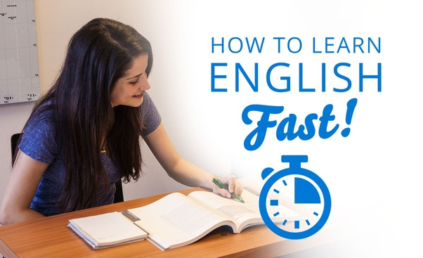 How to learn english for beginners free and fast online