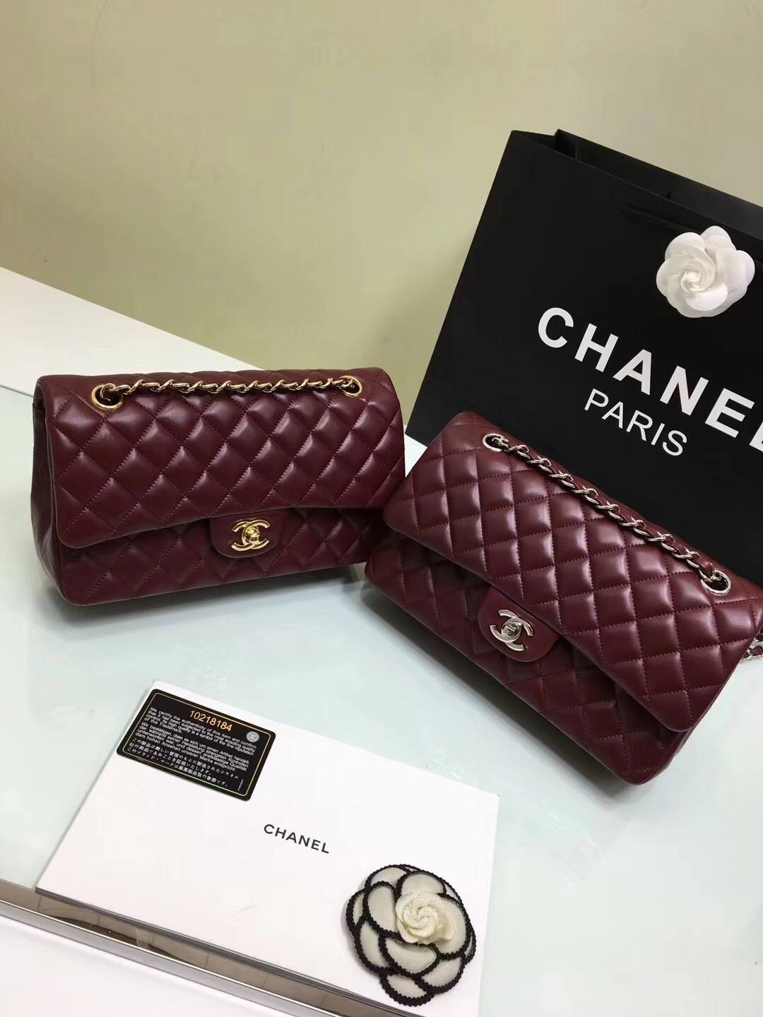 dbafd627d88 If you have limit budget for your favorable Chanel handbags, we would like  to recommend one excellent online store Designer Bags for Less .