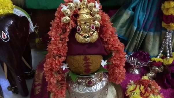 What is Varalakshmi Vratam and the story behind it? - Quora