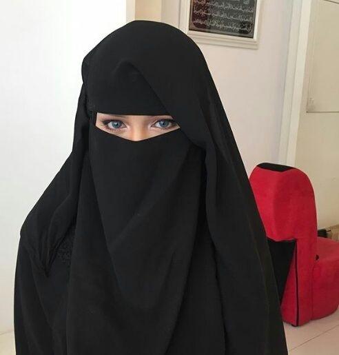 In america niqab The few