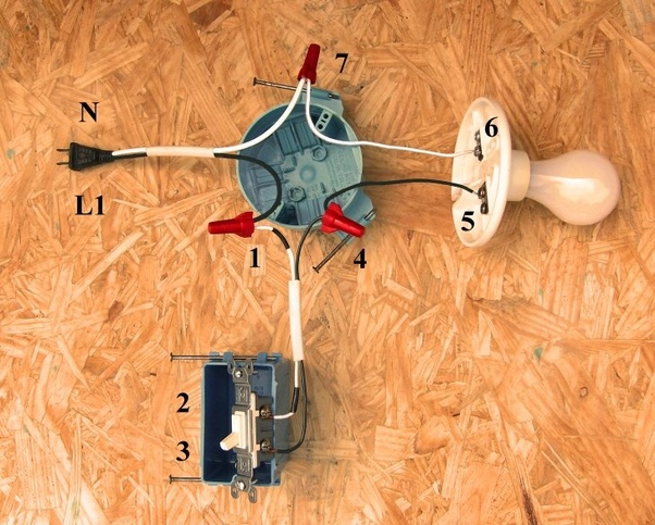 [DIAGRAM_5FD]  How to wire a ceiling fan with 2 black and 2 white coming from ceiling -  Quora | Light Fixture Wiring 2 White 2 Black |  | Quora