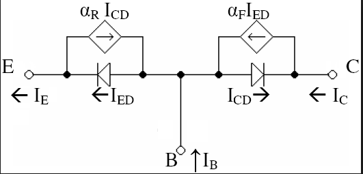 how do we find an emitter base and collector of an npn transistor using an ammeter