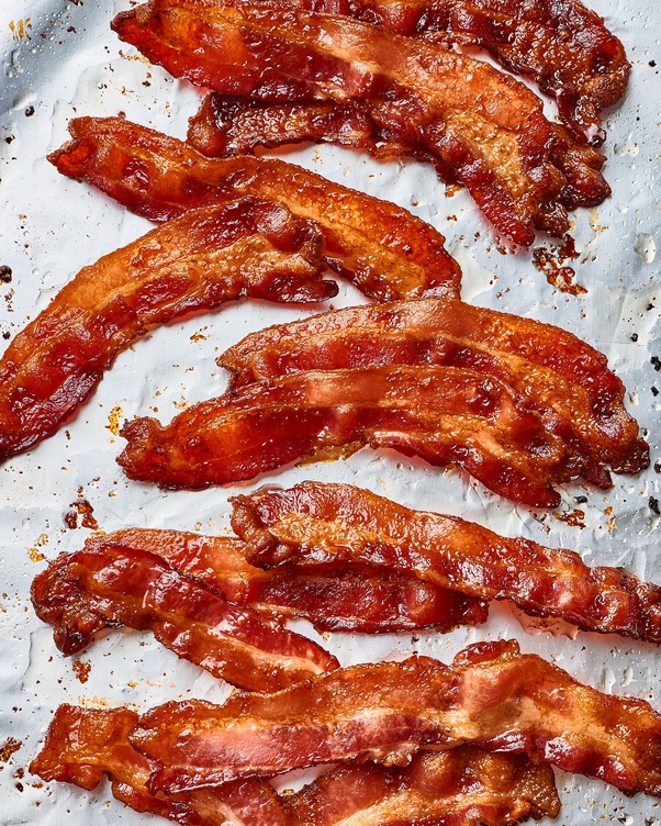 Which is better: beef bacon, pork bacon or turkey bacon ...