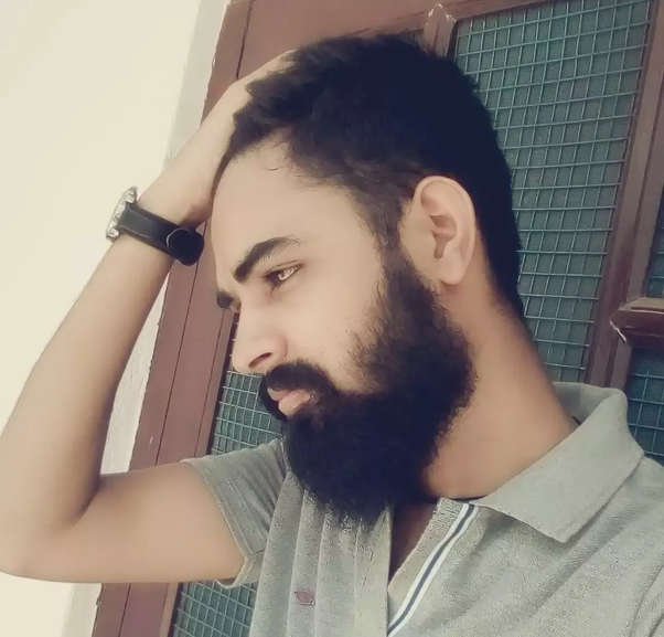 patchy beard solution in hindi