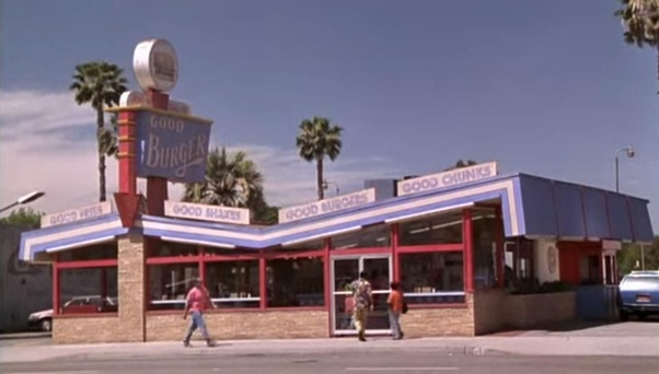 What S The Name Of The Real Restaurant The Movie Good Burger