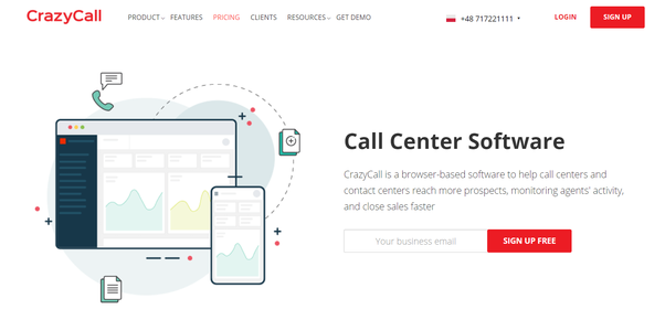 How to start a home based call center