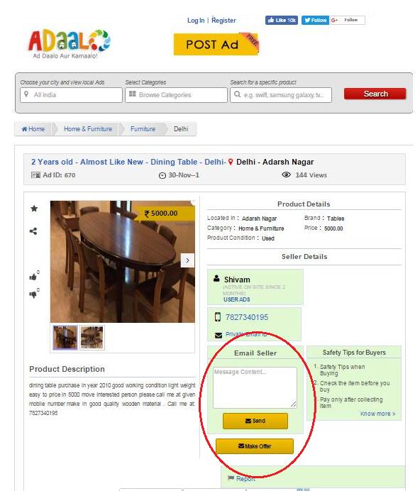 哪个是孟买最好的在线家具购物网站?