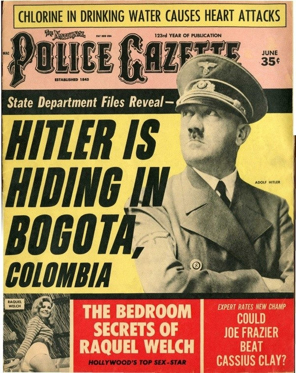 How did Hitler die? - Quora