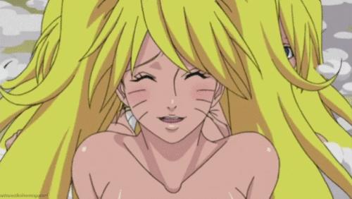 MISTY: Naruto sexy clone jutsu