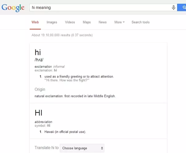 Where did the word hi originate from quora where did the word hi originate from m4hsunfo