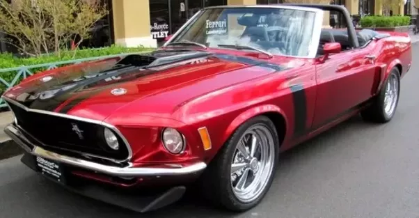 Is a '69 Ford Mustang a good first car? - Quora