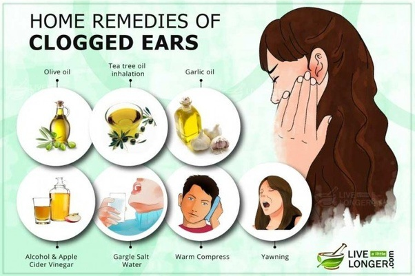 What Are Some Home Remedies For Clearing A Clogged Ear -2318