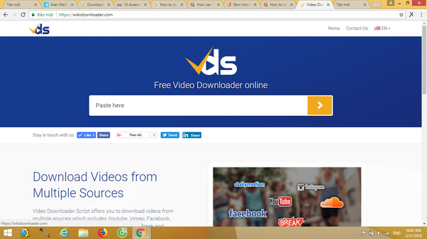 How to download videos from Dailymotion Aur YouTube - Quora