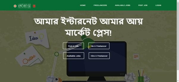 Is there any Bangladeshi freelance marketplace? - Quora