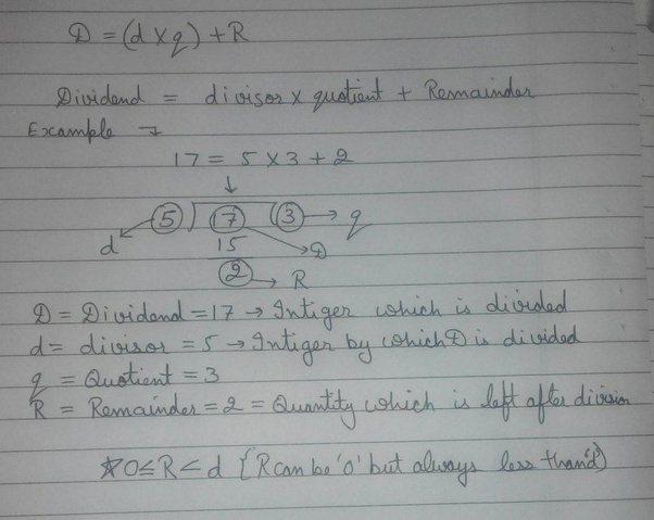 division mathematics wikipedia relationship between