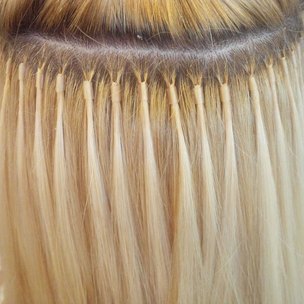 Keratin extensions tutorial